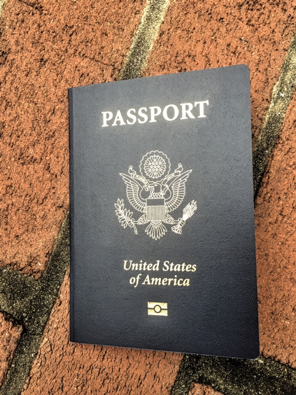 100 In a Year Project Series | #3 Update/Renew My Passport ...