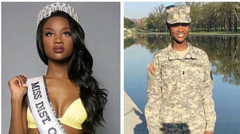 miss usa 2016 deshauna military miss universe